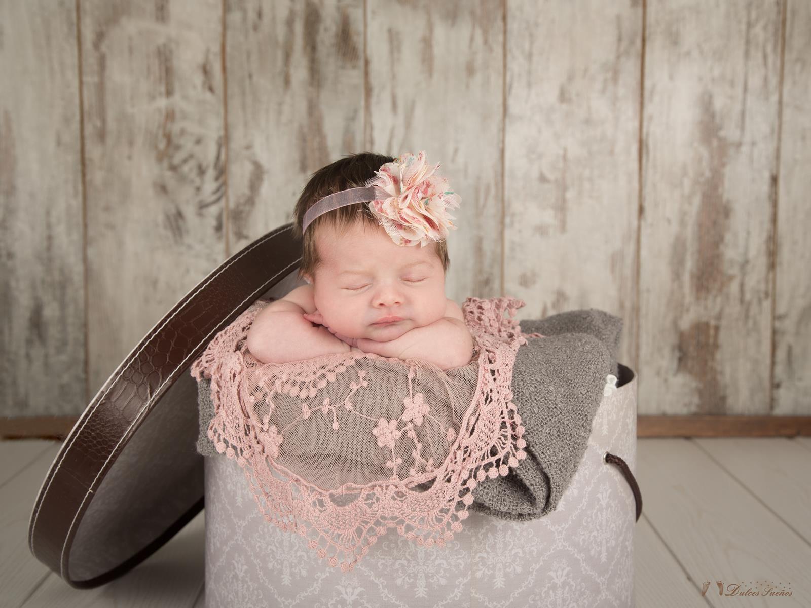 Foto Fotografía recién nacido bebé Zaragoza