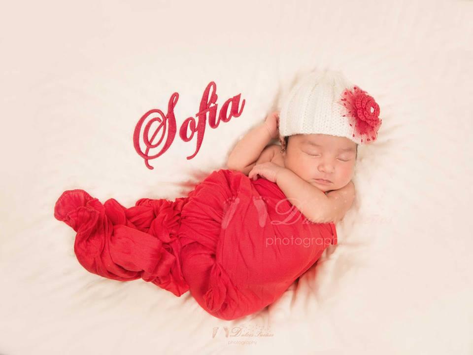 Fotografia Recien nacido bebe zaragoza