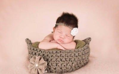 Sesión Fotografía Recién Nacido