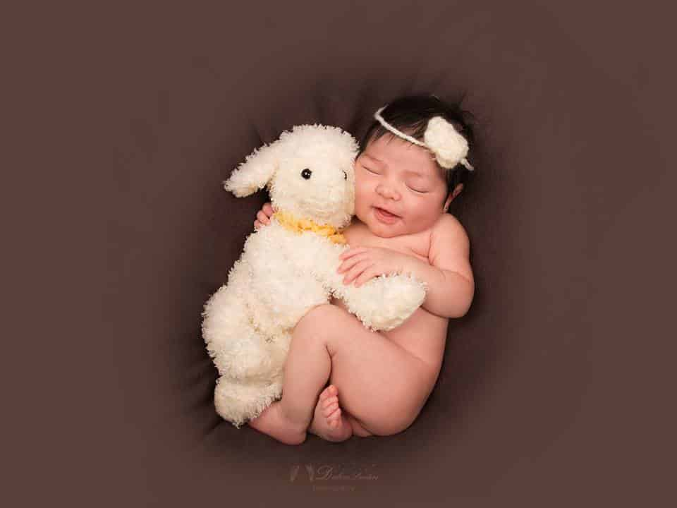 Fotografia bebe y Recien nacido en Zaragoza